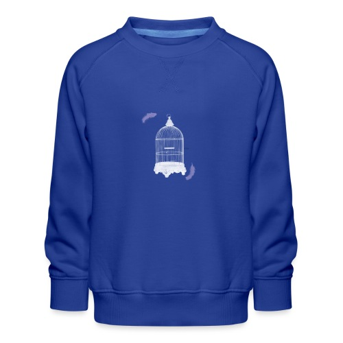Trapped Inside - Kids' Premium Sweatshirt