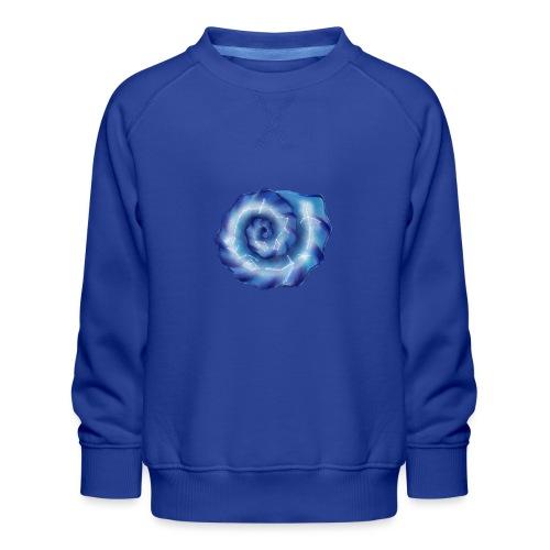 Galaktische Spiralenmuschel! - Kinder Premium Pullover
