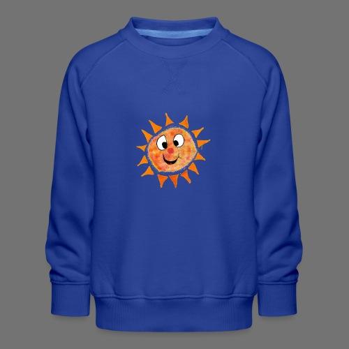 Sol - Børne premium sweatshirt