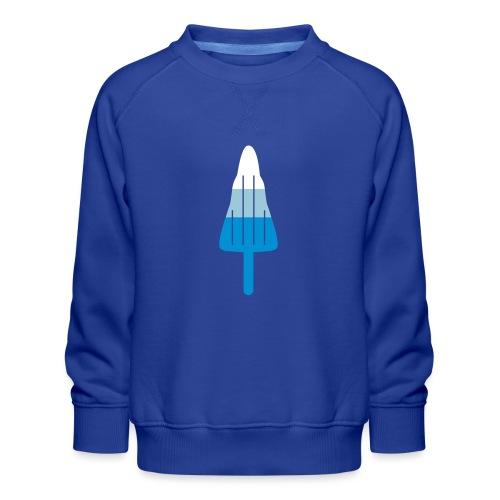 ZOOM ROCKET LOLLY choose your own flavours! - Kids' Premium Sweatshirt