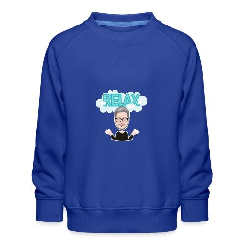 Relax - Kids' Premium Sweatshirt