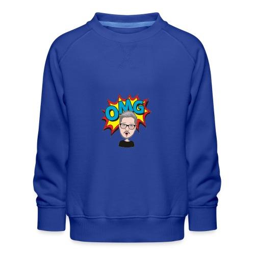 OMG! - Kids' Premium Sweatshirt