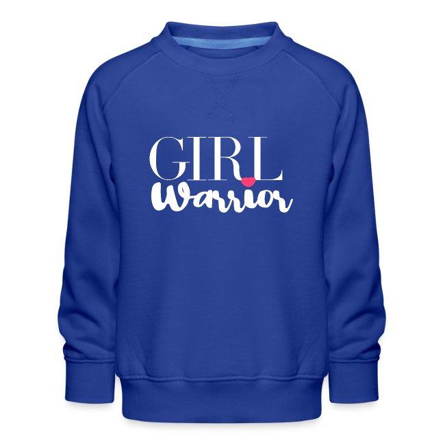 girl warrior