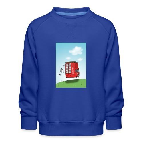 Feuerwehrwagen - Kinder Premium Pullover