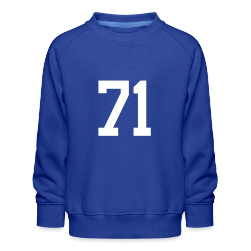 71 WLCZEK Sebastian - Kinder Premium Pullover