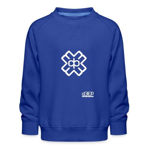 July D3EP Blue Tee - Kids' Premium Sweatshirt