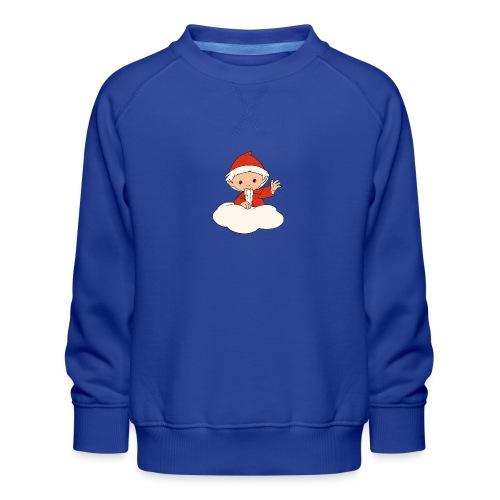 Sandmännchen auf Wolke - Kinder Premium Pullover