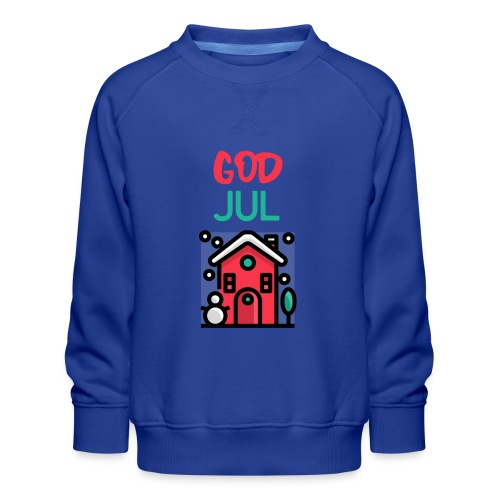 God jul - Premium-genser for barn