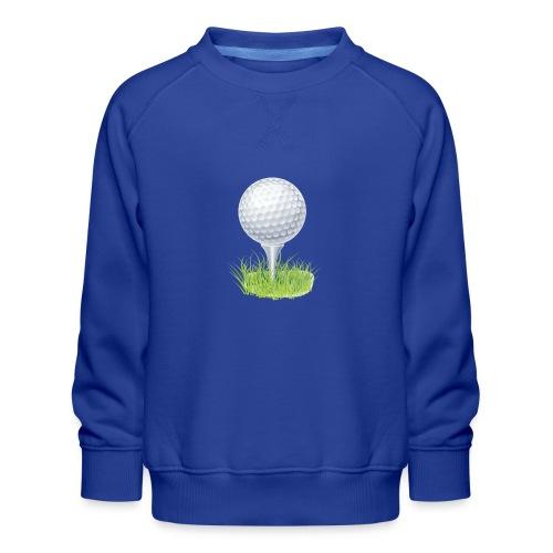 Golf Ball PNG Clipart - Sudadera premium para niños y niñas