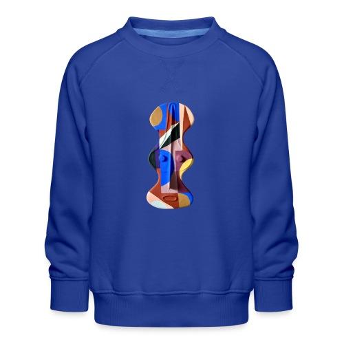 Krista Rosenkilde - Børne premium sweatshirt