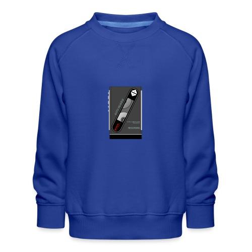 Recording walkman - WA - Kids' Premium Sweatshirt