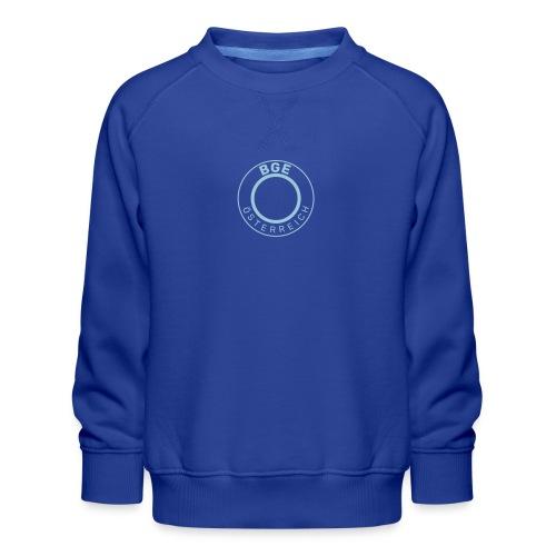 BGE-Österreich - Kinder Premium Pullover
