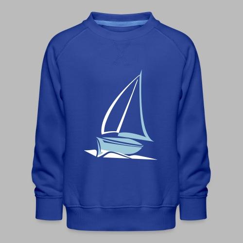 segelyacht - Kinder Premium Pullover