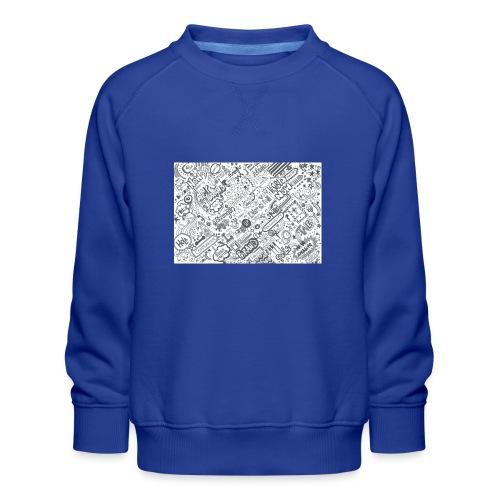 Doodle - Bluza dziecięca Premium