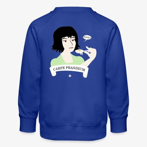 Carpe Prandium - Kids' Premium Sweatshirt