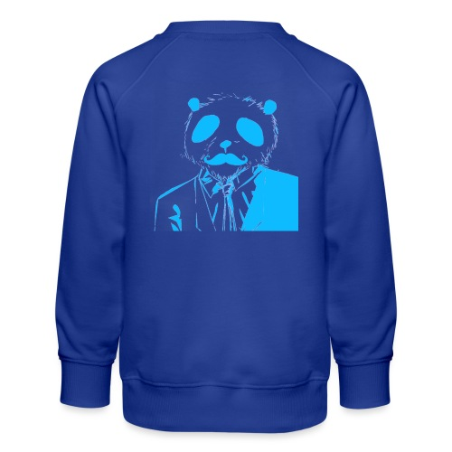 BluePanda Logo - Kids' Premium Sweatshirt