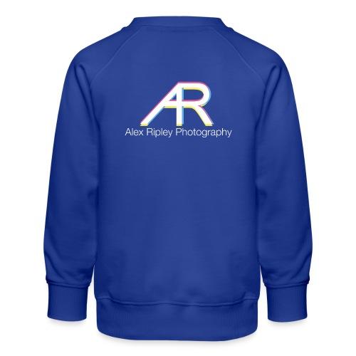AR Photography - Kids' Premium Sweatshirt