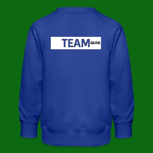 Team Glog - Kids' Premium Sweatshirt