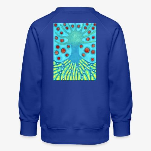 Drzewo I Planety - Bluza dziecięca Premium