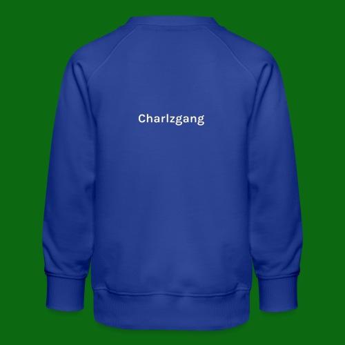 Charlzgang - Kids' Premium Sweatshirt