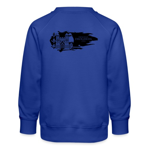 Drogheda Laurences Gate Black - Kids' Premium Sweatshirt