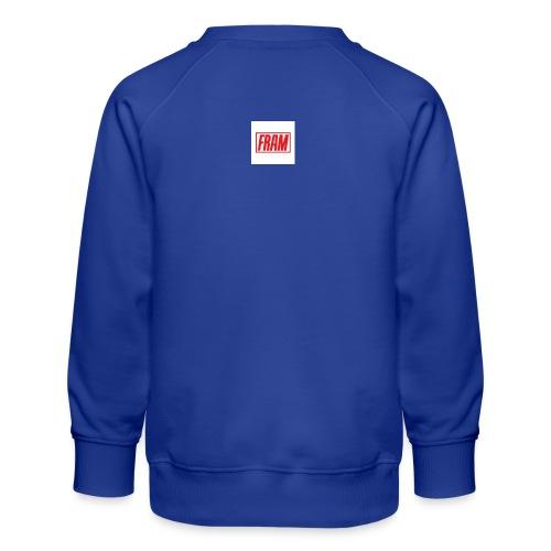 LogoSample ByTailorBrands - Kinderen premium sweater