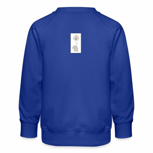 B1A831CF 74F5 4A72 AD33 E76EF0C50A50 - Børne premium sweatshirt