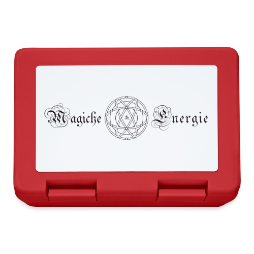 Magiche Energie logos - Lunch box
