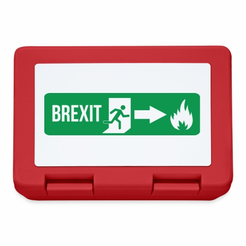 Fire Brexit - Lunchbox