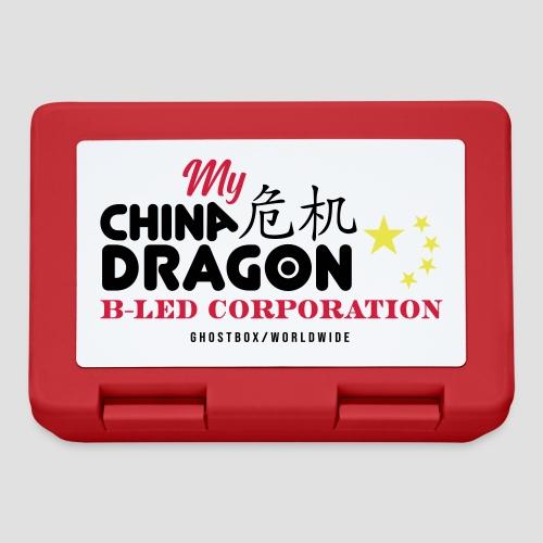 China Dragon B-LED Corporation Ghostbox Hörspiel - Brotdose