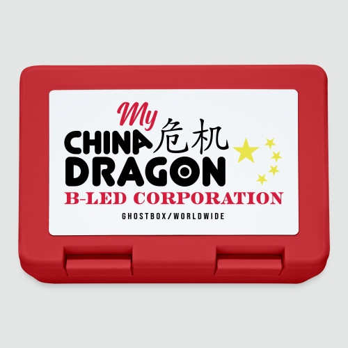 China Dragon B-LED Corporation Ghostbox Hörspiel - Brotdose