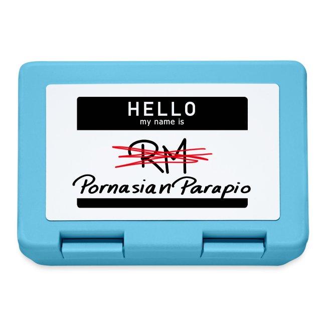 hello my name is Parapio