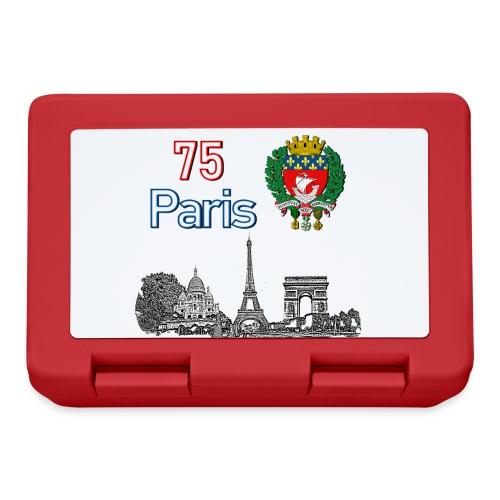 Paris france - Boîte à goûter.