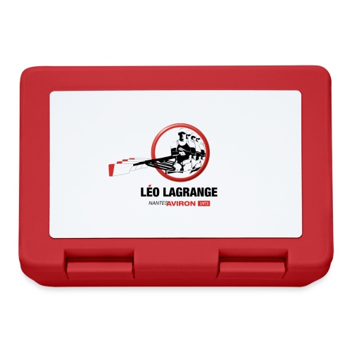 Léo Lagrange Nantes Aviron - Boîte à goûter.