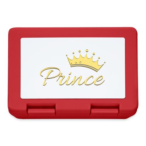 Prince Or -by- T-shirt chic et choc - Boîte à goûter.