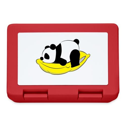 Panda Sleeping / Panda durmiendo - Fiambrera