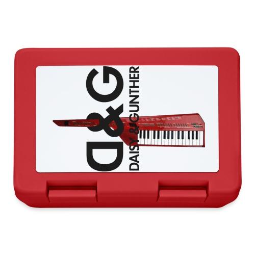Met keytar-logo - Broodtrommel