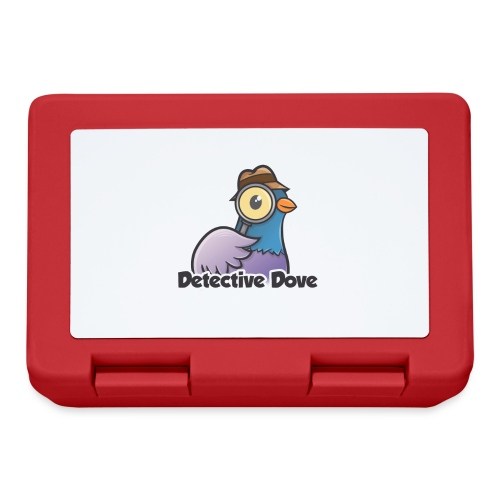 Detective Dove Logo - Brotdose