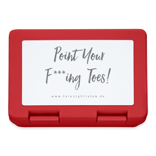 Point Your F***ing Toes - Brotdose