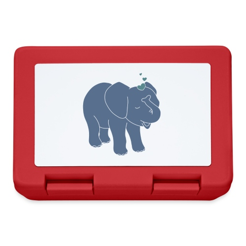 Little elephant - Brotdose