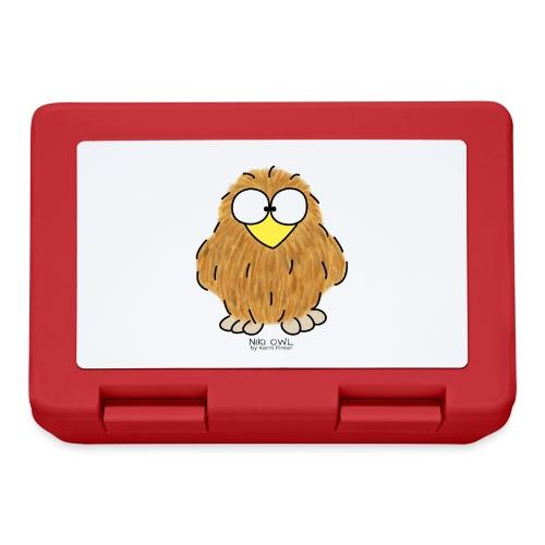Niki Owl - Lunchbox