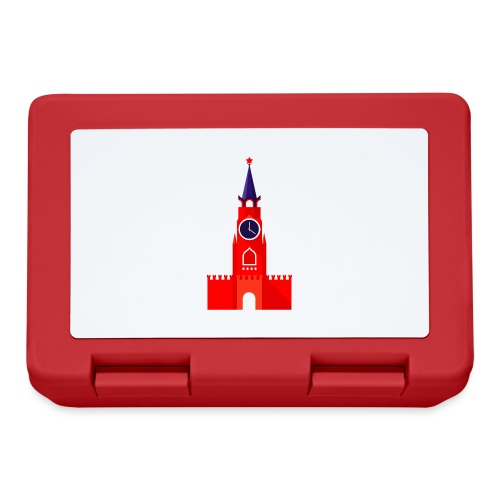 Kremlin by Julia Dudnik - Lunchbox