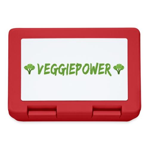 VEGGIEPOWER Vegan Veggie - Brotdose