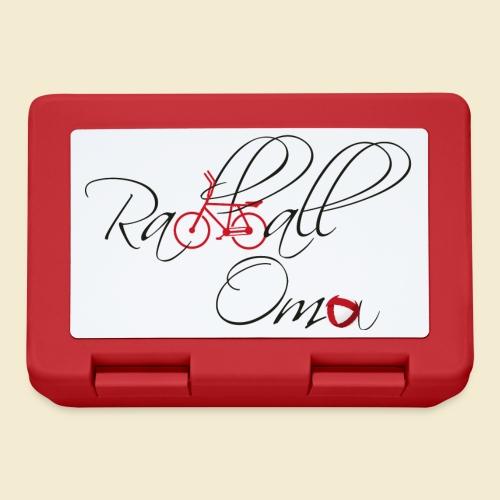 Radball | Oma - Brotdose