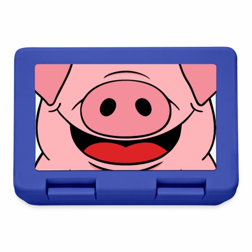 Pig face - Lunchbox
