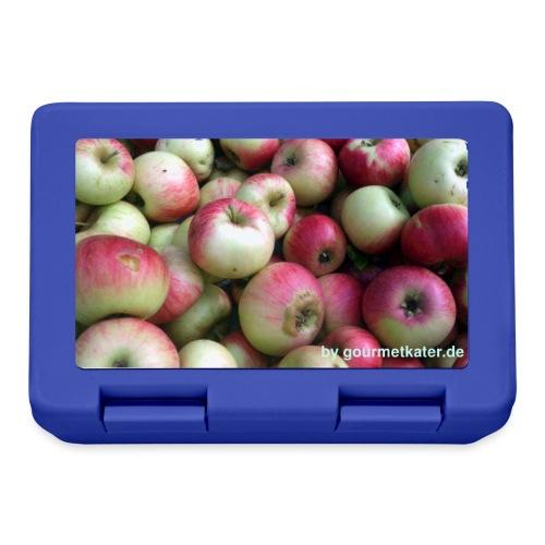 Äpfel - Brotdose