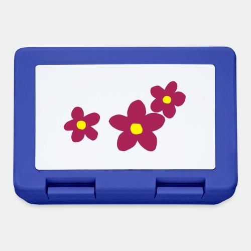 Three Flowers - Lunchbox