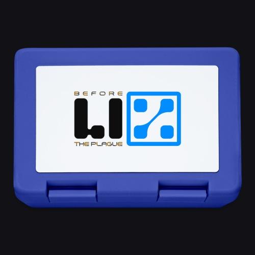 LIZ Before the Plague (Logo) - Lunch box