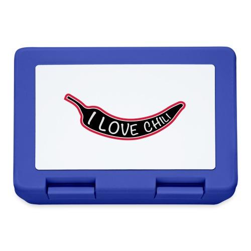 I love chili - Eväsrasia
