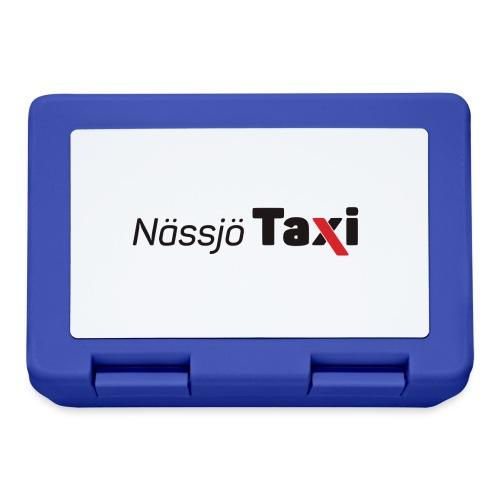 Nässjö taxi tryck - Matlåda